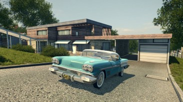 "Mafia 2 Definitive Edition ""1958 Pontiac Bonneville"""