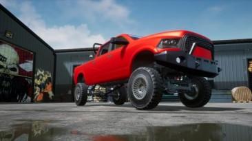 Diesel Brothers: Truck Building Simulator позволяет создать идеальный внедорожник