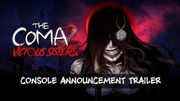 """The Coma 2: Vicious Sisters"" выйдет на PS4 и Nintendo Switch в июне"