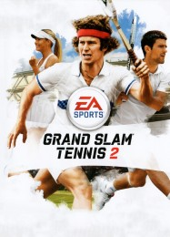 Обложка игры Grand Slam Tennis 2