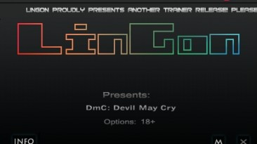 DmC - Devil May Cry: Трейнер/Trainer (+18) [1.3 / Update 3] {LinGon}