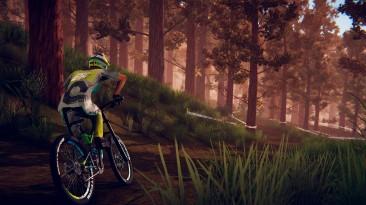 Дебютный трейлер экстремального велосипедного рейсинга Descenders