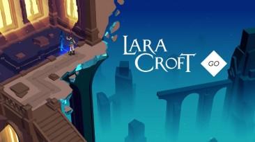 """Состоялся релиз дополнения """"Mirror of Spirits"""" для """"Lara Croft Go"""""""