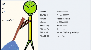 Supreme Commander 2: Трейнер (+8) [1.250] {Mop}