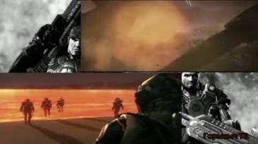 Сравнение концовок игр Gears of War 3 и Lost Planet 2