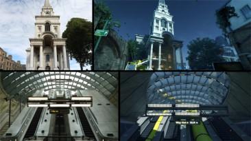 Лондон будущего лежит в руинах