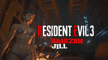"Resident Evil 3 ""Amazon Jill"""