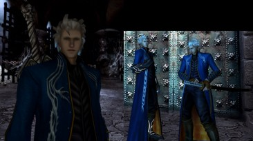 """Devil May Cry HD Collection """"DMC3HDC HQ Vergil"""""""
