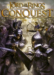 Обложка игры The Lord of the Rings: Conquest