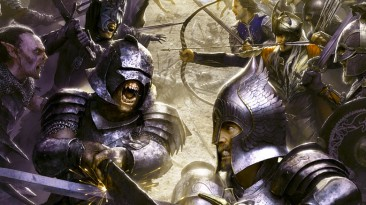 "Lord of the Rings: Conquest ""Выделенный сервер"""