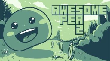 Стала известна дата выхода платформера Awesome Pea 2 на консоли