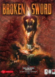 Обложка игры Broken Sword 2: The Smoking Mirror