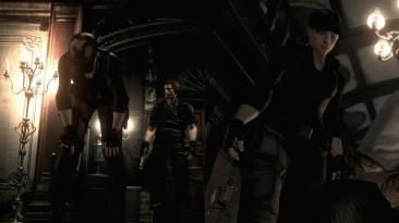 """Resident Evil HD Remaster """"Jill - Black STARS"""""""