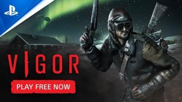 Состоялся релиз Vigor на PS4 и PS5