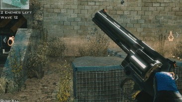 "Call of Duty: Modern Warfare 3 ""Colt Python Black with red sights"""