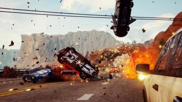 Мультиплеер появится в Dangerous Driving в конце мая