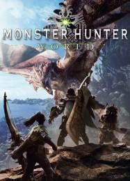 Обложка игры Monster Hunter: World