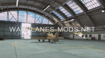 """World of Warplanes """"Старый премиум ангар бесплатно [1.9.4]"""""""