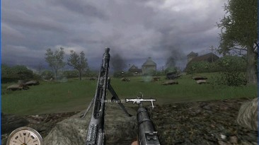 "Call of Duty 2 ""Обновление для Axis мода для B2F"""