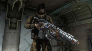 "Fallout 4 ""Cryolator HD - hd retexture"""