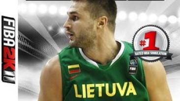 "NBA 2K11 ""FIBA 2K11 Mod"""