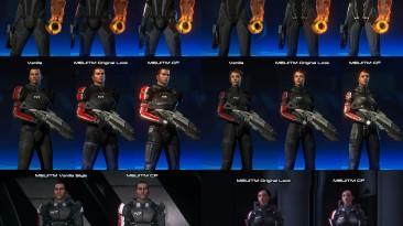 "Mass Effect ""M.E.U.I.T.M. v.304 - 4k Texture"""