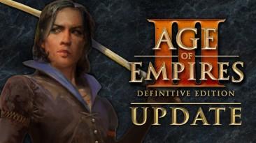 Age of Empires 3 получила новые карты и множество обновлений