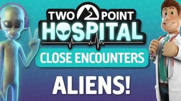 """Для симулятора Two Point Hospital вышло дополнение """"Тесные контакты"""""""