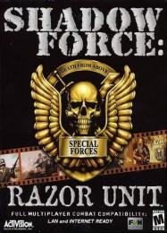 Обложка игры Shadow Force: Razor Unit