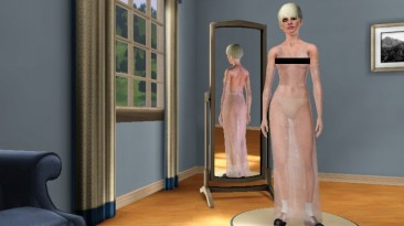 "The Sims 3 ""Платье Рианны"""