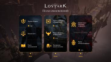 Первые подробности ближайших обновлений Lost Ark - новый класс, рейд, локация, ребалас и режим