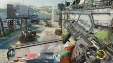 Внезапно новое оружие в Call of Duty Black Ops 3