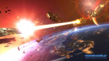 В Homeworld Remastered появится модификация Mass Effect: Reborn