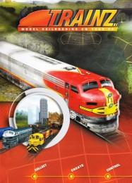 Обложка игры Trainz