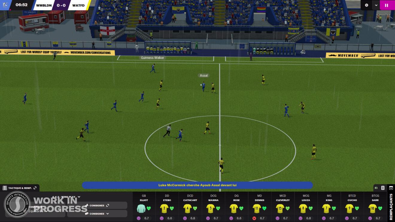 Football Manager 2022 вышел в ранний доступ на ПК