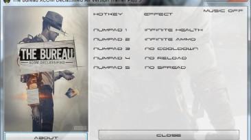 The Bureau ~ XCOM Declassified: Трейнер/Trainer (+5) [All Versions] {GRIZZLY / PlayGround.ru}