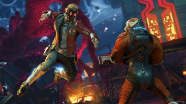 Marvel's Guardians of the Galaxy практически неиграбельна на ГП NVIDIA Maxwell и последних драйверах AMD