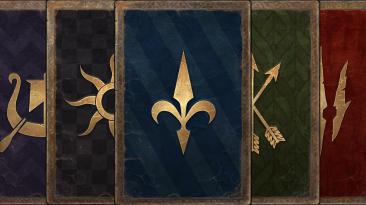 "The Witcher 3 ""Ретектур карт в стиле GWENT и Thronebreaker"""