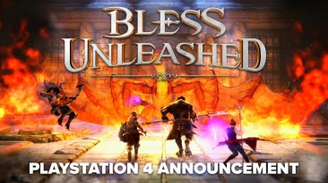 Bless Unleashed отправляется на PlayStation 4