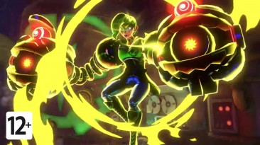 ARMS - Представляем доктора Койл (Nintendo Switch)