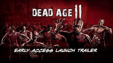 Состоялся релиз пошаговой постапокалиптической RPG в раннем доступе Dead Age 2