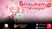 Состоялся выход визуальной новеллы Strawberry Vinegar на консолях