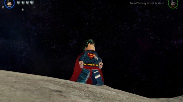 "LEGO Batman 3: Beyond Gotham ""Superman Classic Skin"""