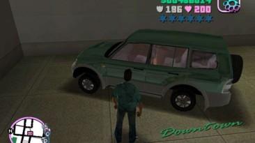 "Grand Theft Auto: Vice City ""Pajero"""