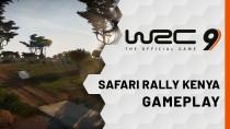 Новый геймплейный трейлер WRC 9 демонстрирующий ралли Сафари