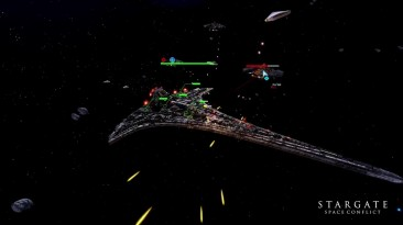 "Превью мода ""Stargate: Space Conflict"" для Homeworld: Remastered"