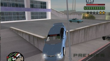 "Grand Theft Auto: San Andreas ""Mitsubishi Mirage"""