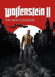Обложка игры Wolfenstein 2: The New Colossus