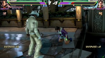 Ниган слишком силен в Tekken 7