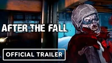 Новый геймплейный трейлер After The Fall